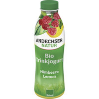 Trinkjog. Himbeer-Lemon 500ml AND