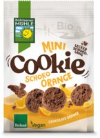 Mini Cookie Schoko Orange 125g BOL