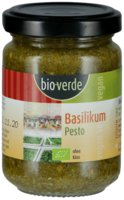 Basilikum Pesto, vegan 125 ml ISA