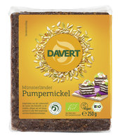 Pumpernickel 250g DAV