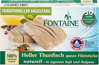 Thunfisch naturell  Filetstücke