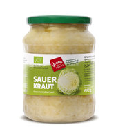 K-Green Sauerkraut 6x680ml