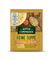 Hühnersuppe m.Nudeln 40g NCO