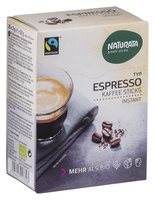 Espresso-Sticks, instant 25 x 2 g NAT