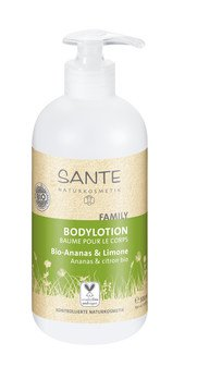 FAMILY Bodylotion Bio-Ananas & Limone 500 ml