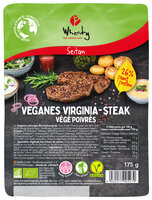 Wheaty Virginia Steak vegan