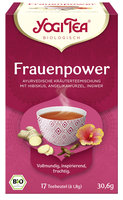 Yogi Tee Frauen Power 17 Tb. YOG