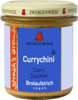 Currychini, Brotaufstrich