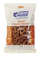 Dinkel-Sesam-Knusperbrezel 125 g