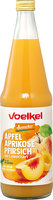 Apfel-Aprikose-Pfirsich-Saft 0,7 l