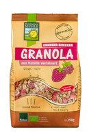 Granola Erdbeer-Himbeer 350 g