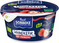Sahne-Kefir Erdbeere 200 g
