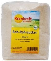 Roh-Rohrzucker 1kg