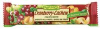 Fruchtschnitte Cranberry-Cashew 40 g