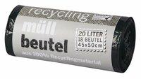 Recycling-Müllbeutel 20 l