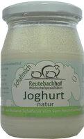 Bio-Schafjoghurt, natur