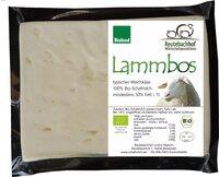 Lammbos, typischer Weichkäse aus Bio-Schafmilch