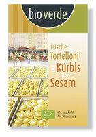 Frische Tortelloni mit Kürbis & Sesam 250 g