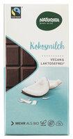 Kokosmilch Schokoladenkuvertüre, vegan