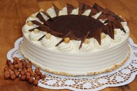 Ecoinform Oko Naturkost Bioprodukte Nuss Sahne Torte Kuchen