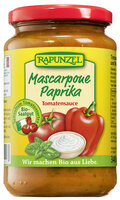 Tomatensauce Mascarpone Paprika