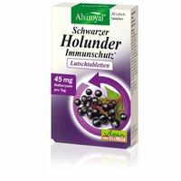 Schwarzer Holunder Immunschutz* Lutschtabletten