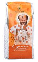 Espresso Kaffee ganze Bohne Wiener Verführung® bio