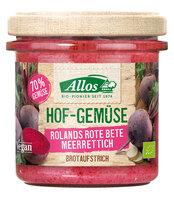 Hof-Gemüse Rolands Rote Bete Meerrettich