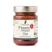 Brotaufstrich Antipasti Olive, Sanchon