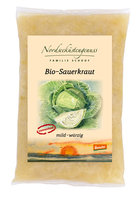 Sauerkraut mild-würzig