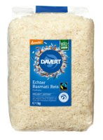 demeter Echter Basmati Reis weiß Fairtrade 1kg