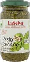 Pesto Toscano - Basilikum Würzpaste