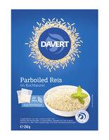 Parboiled Reis im Kochbeutel 250g