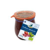Fruchtaufstrich Erdbeere - Rhabarber