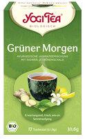 Yogi Tea® Grüner Morgen Bio