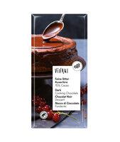 Feine Bitter Kuvertüre 70% Cacao (200 g-Tafelformat)