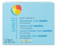 Waschpulver Color sensitiv 20–60 °C