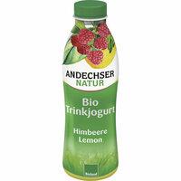 Bio Trinkjogurt Himbeere-Lemon 0,1%