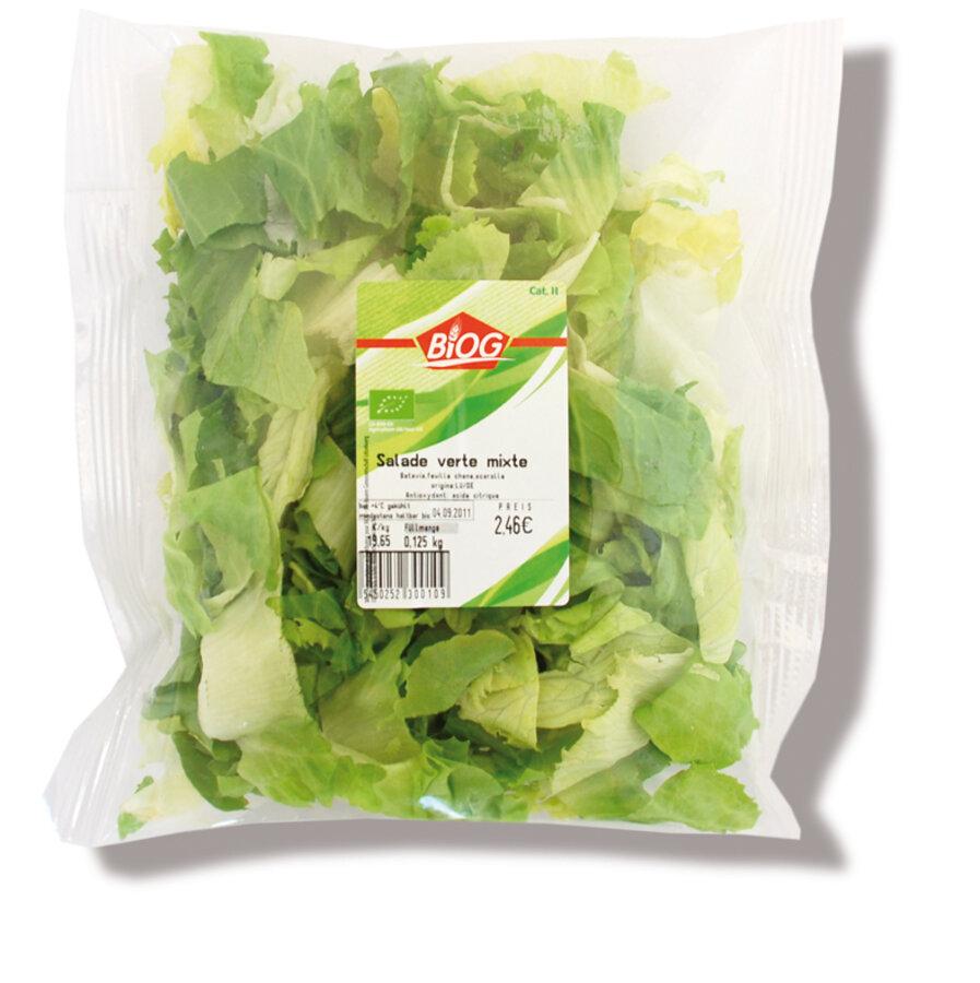 Salade verte mixte