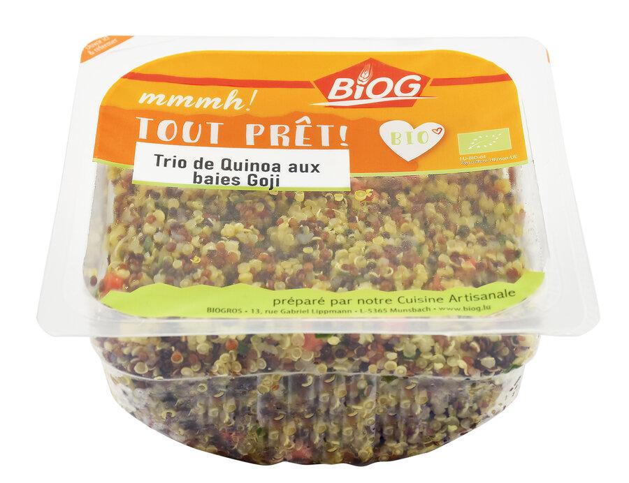 Trio de Quinoa GOJI