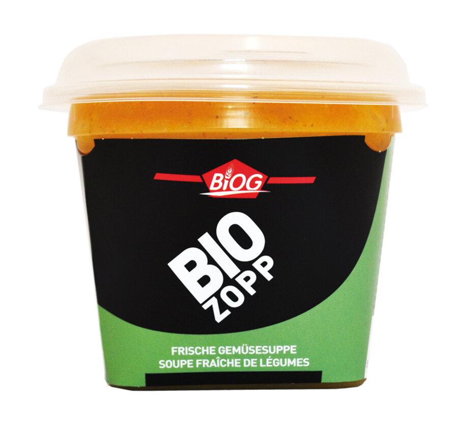 Bio Zopp - Frische Gemüsesuppe