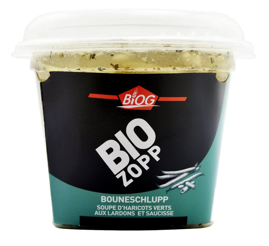 Bio Zopp - Bouneschlupp