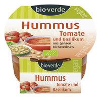 Hummus Tomate-Basilikum 150g