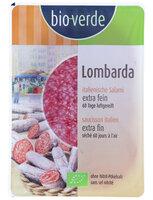Lombarda Salami Aufschnitt