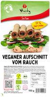 Wheaty Vegane Slices vom Rauch 100g