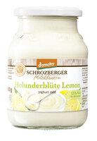 Joghurt Holunderblüte-Lemon 500g