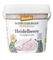 1kg Dem. Heidelbeer-Joghurt