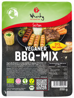 Wheaty Veganer Grill/Brat-Mix 200g