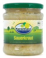 Sauerkraut im Glas