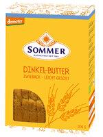 Dinkel Butter Zwieback Sommer